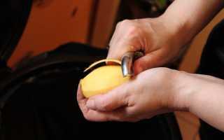 Как правильно хранить очищенный картофель и сколько: простые правила