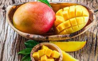 Как и где правильно хранить манго дома, чтоб он дозрел и не испортился