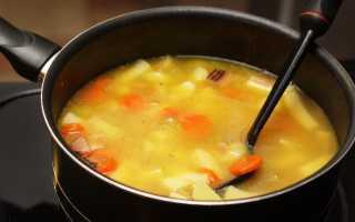 Сколько можно хранить супы в холодильнике — таблица сроков годности