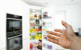 Правила товарного соседства продуктов: таблица и советы по хранению